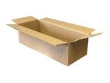 New Plain Single Wall Box - 380mm x 155mm x 105mm