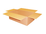 New Plain Single Wall Box - 505mm x 360mm x 218mm