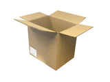 Used Plain Strong Double Wall Box - 382mm x 290mm x 360mm