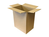 New Plain Single Wall Box - 345mm x 275mm x 500mm