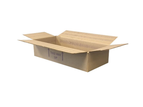 small long cardboard box
