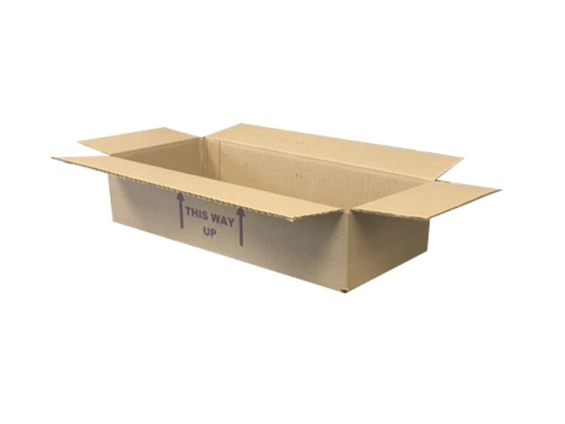 shallow shipping boxes