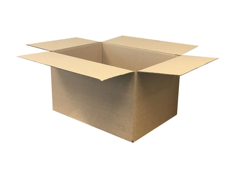 New Plain Single Wall Box - 365mm x 270mm x 215mm