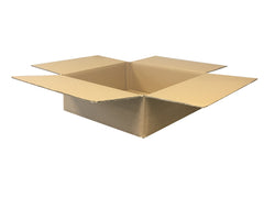 New Plain Strong Double Wall Box - 385mm x 385mm x 130mm
