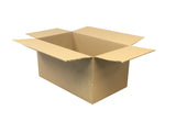 New Plain Strong Single Wall Box - 420mm x 254mm x 210mm