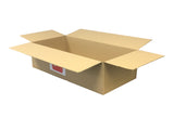 New Plain Single Wall Box - 641mm x 310mm x 170mm