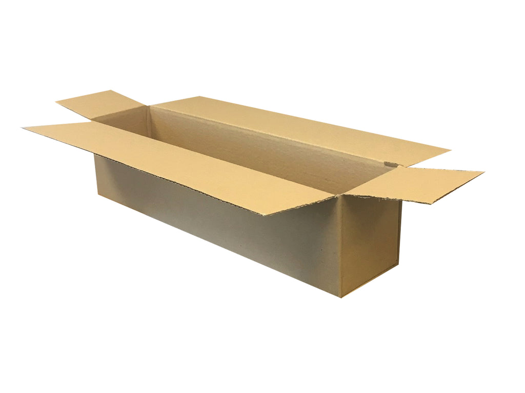 New Plain Single Wall Box - 518mm x 123mm x 123mm