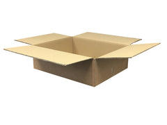 New Plain Strong Double Wall Box - 510mm x 415mm x 165mm