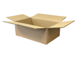 New Plain Strong Double Wall Box - 398mm x 255mm x 142mm