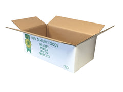 New Printed Strong Double Wall Box - 589mm x 330mm x 205mm
