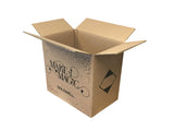 New Printed Double Wall Box - 355mm x 230mm x 335mm