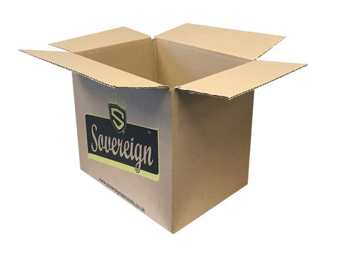 sovereign printed cardboard box