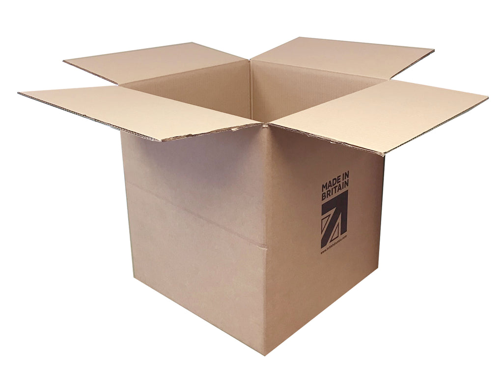 printed double wall cardboard boxes brand new