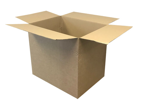New Plain Single Wall Box - 475mm x 350mm x 420mm
