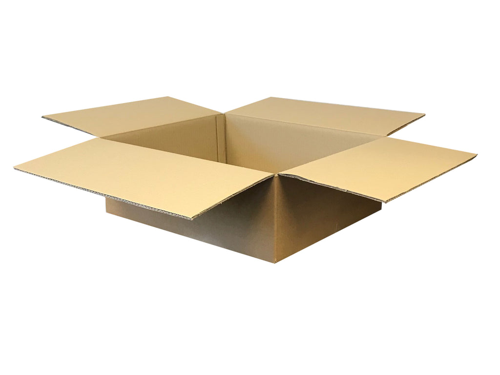 New Plain Double Wall Box - 485mm x 410mm x 155mm