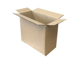 New Plain Single Wall Box - 185mm x 85mm x 150mm