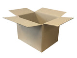 New Plain Single Wall Box - 210mm x 160mm x 150mm
