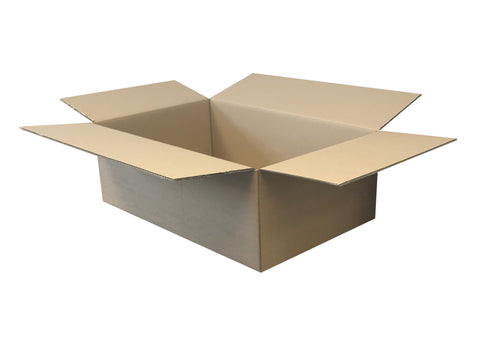 New Plain Double Wall Box - 655mm x 421mm x 220mm