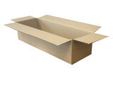 New Plain Strong Single Wall Box - 465mm x 160mm x 120mm