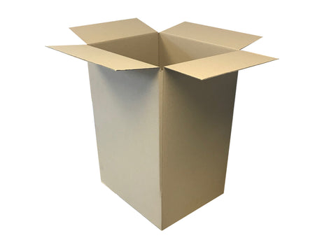 New Plain Single Wall Box - 387mm x 325mm x 590mm