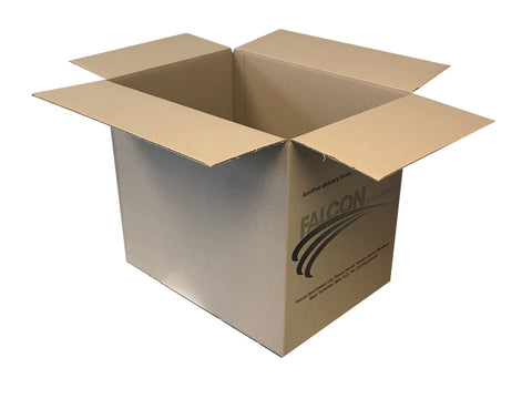 New Printed Single Wall Box - 403mm x 292mm x 363mm