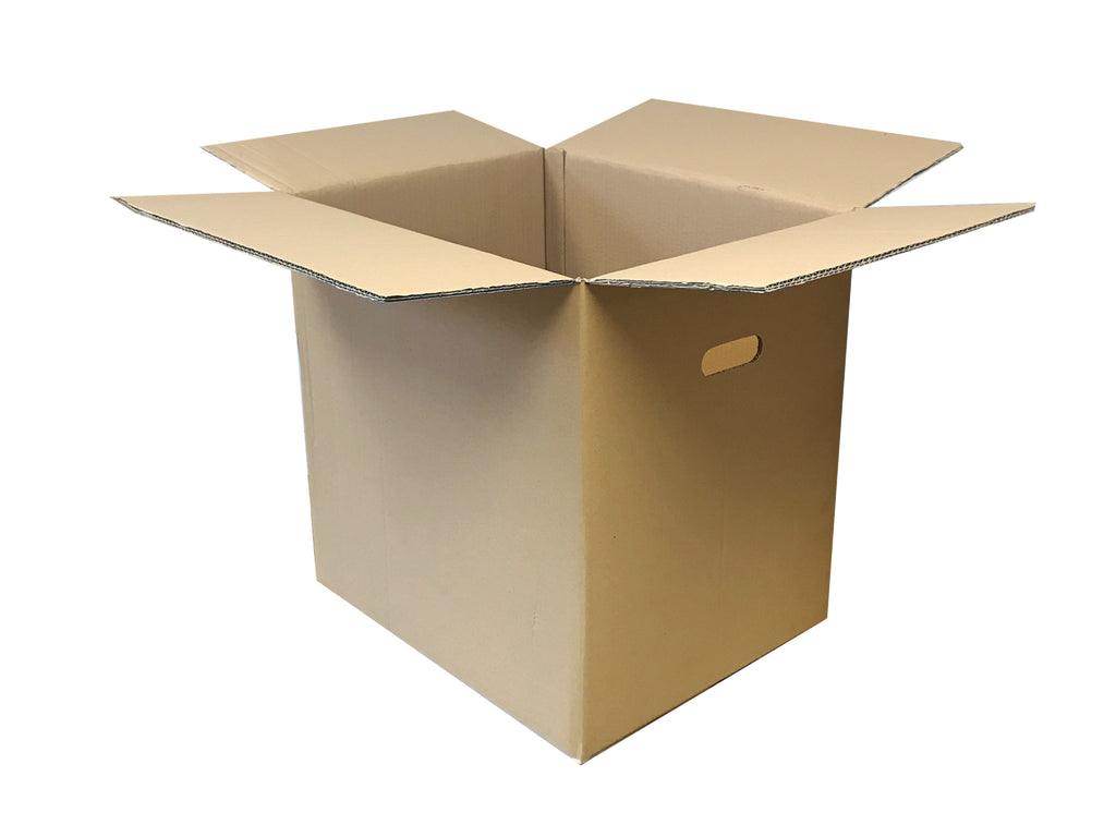 New Plain Double Wall Box - 484mm x 390mm x 475mm