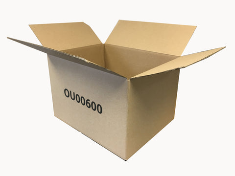 New Printed Single Wall Box - 423mm x 323mm x 273mm