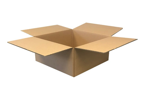 New Plain Double Wall Box - 490mm x 480mm x 215mm