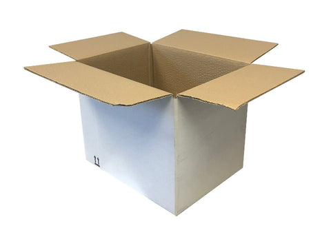 New Plain Double Wall Box - 365mm x 280mm x 281mm