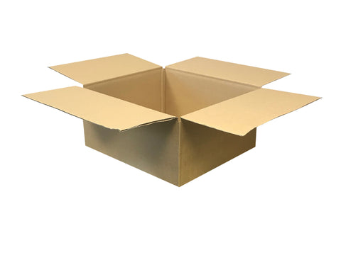 New Plain Single Wall Box - 294mm x 265mm x 135mm