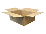 New Plain Strong Single Wall Box - 325mm x 260mm x 130mm