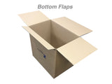 New Printed Strong Double Wall Box - 582mm x 382mm x 510mm