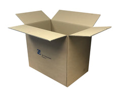 New Printed Strong Double Wall Box - 582mm x 382mm x 494mm