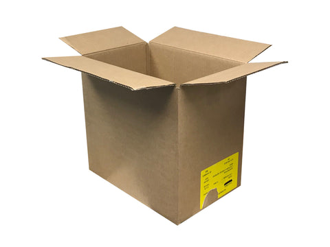 strong single wall cardboard boxes - 365mm