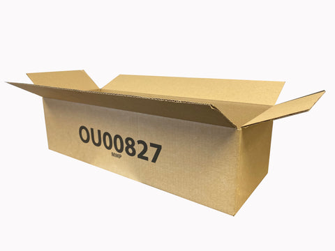Long packaging boxes 590mm