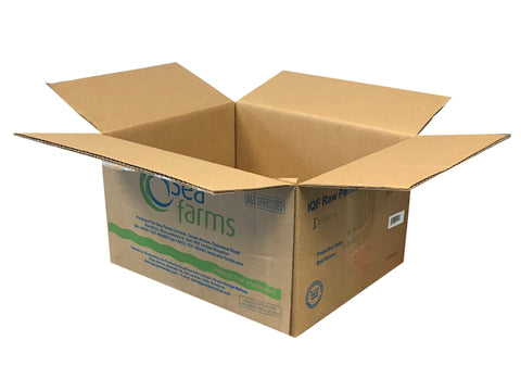 used cardboard packing boxes 390 x 325 x 225mm