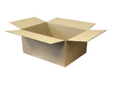 New Plain Single Wall Box - 280mm x 200mm x 120mm