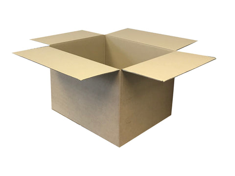 New Plain Single Wall Box - 450mm x 350mm x 300mm