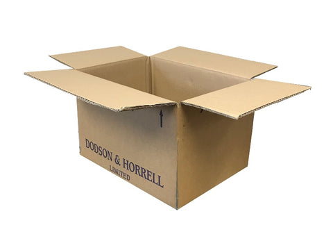 export and shipping boxes