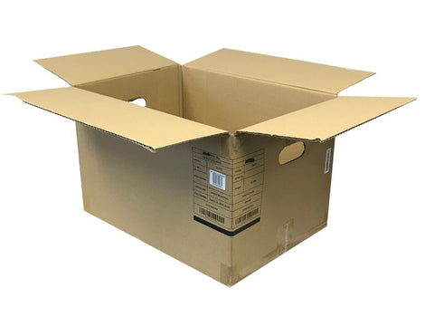 strong boxes with handles for carrying