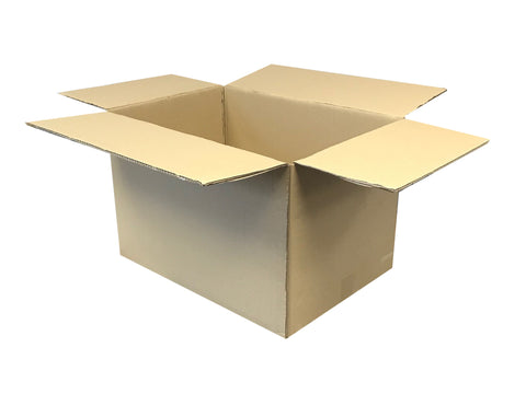plain second hand boxes 580 x 400 x 370mm