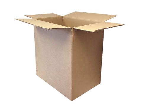 new plain strong packing box