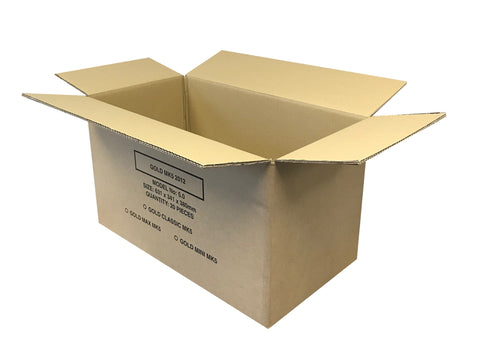 strong cardboard boxes 620mm width