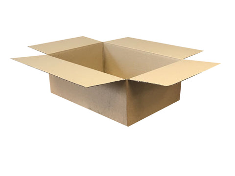 New Plain Single Wall Box - 395mm x 270mm x 135mm