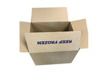 New Plain Single Wall Box - 270mm x 225mm x 230mm