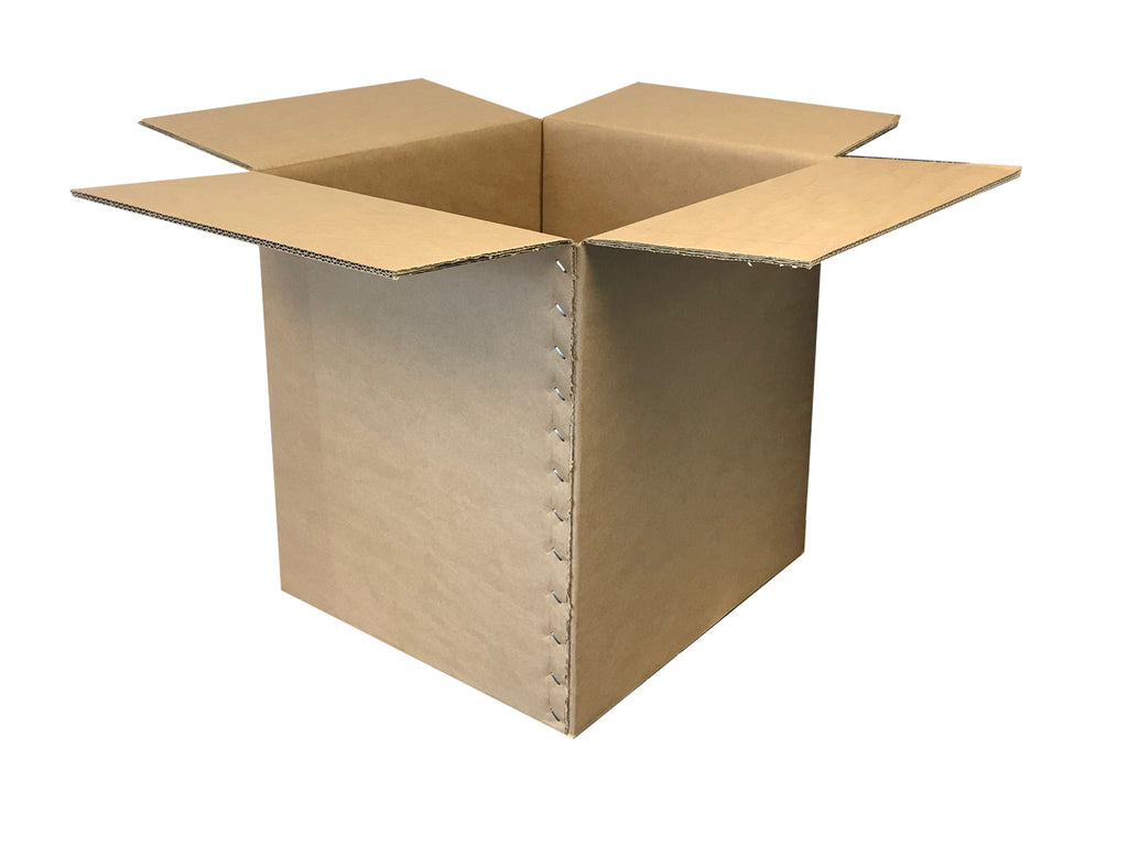 New Plain Strong Double Wall Box - 475mm x 420mm x 470mm