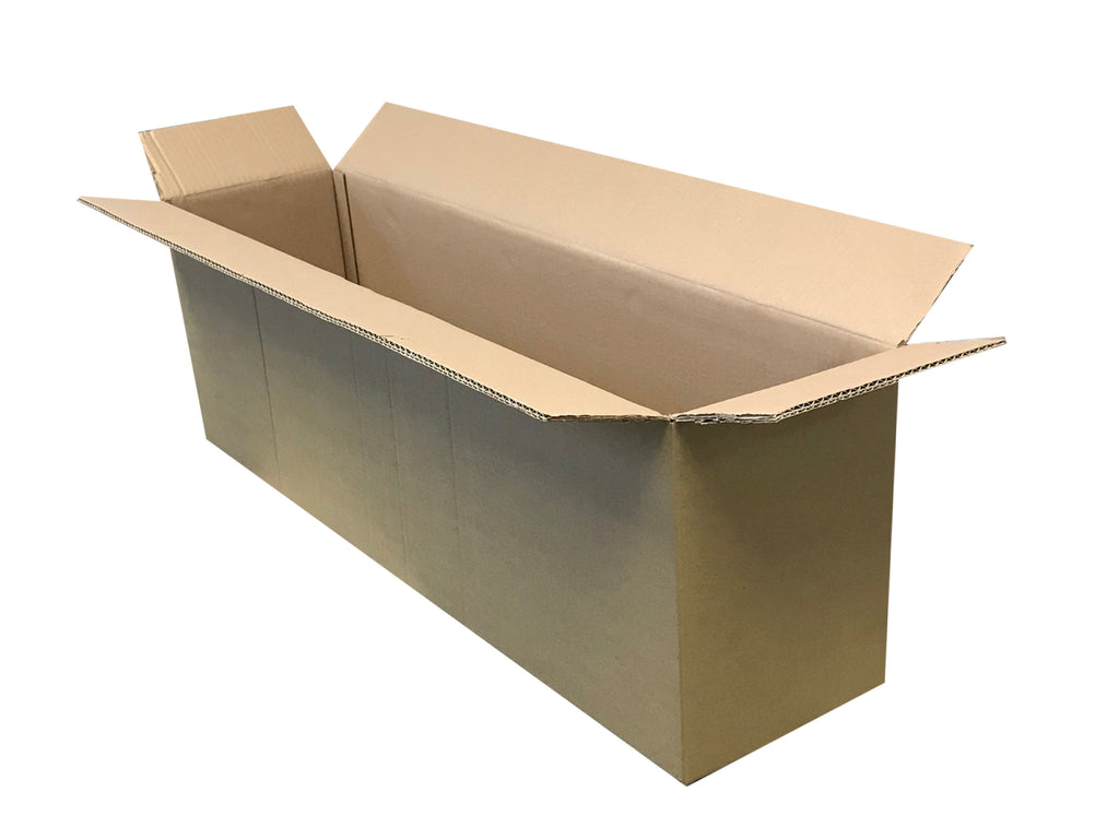 long cardboard boxes 727mm