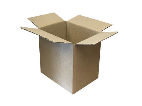 small cardboard boxes 165mm x 120mm x 165mm