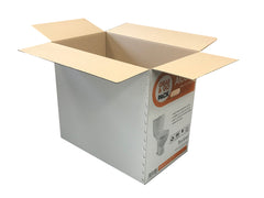 strong stapled cardboard boxes 650mm