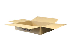 flat cardboard boxes 85mm height